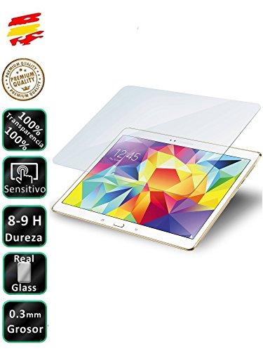 Movilrey Protector para Samsung Galaxy Tab 4 10.1 T530 Cristal Templado de...
