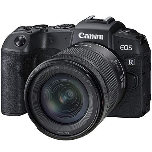 Canon EOS RP Mirrorless Full Frame Camera RF 24-105mm F4-7.1 is STM Lens Kit - (Renewed)