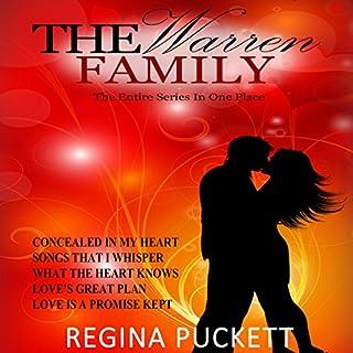 The Warren Family audiobook cover art