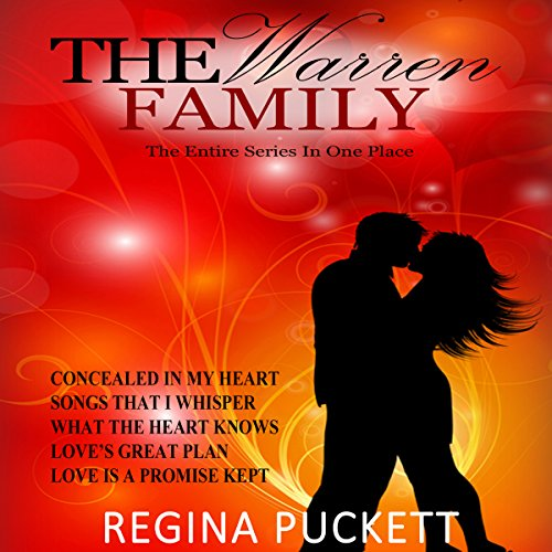 The Warren Family audiobook cover art