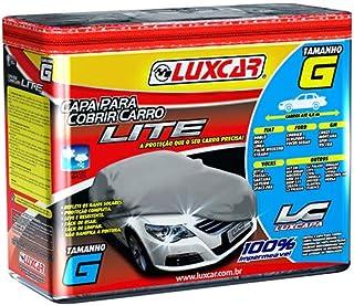 Capa Para Cobrir Carro Lite Tam. G Luxcar Grande