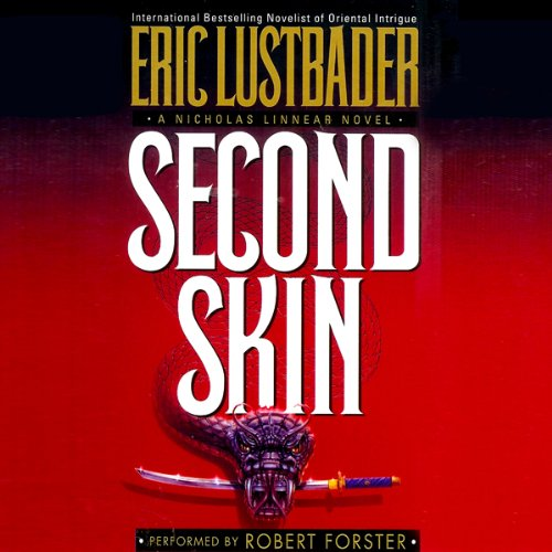 Second Skin audiobook cover art