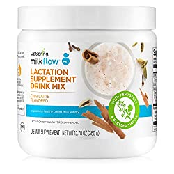 Lactation Supplements -Amazon Affiliate Link - UpSpring