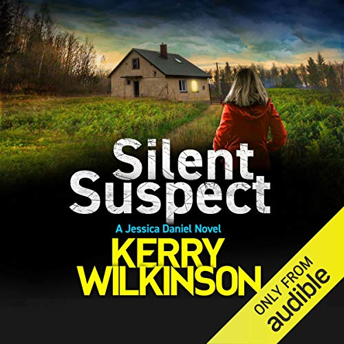 Silent Suspect audiobook cover art
