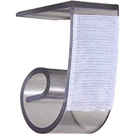 """Table Skirting Clip Package of 50 UG Clip for /¾/"""" to 1/"""" Thick Tables"""