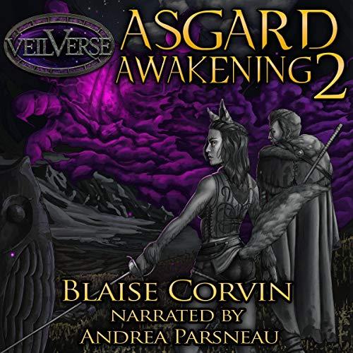 Asgard Awakening 2 cover art
