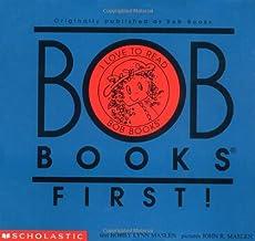 Bob Books First!: Set 1 Level A