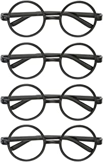 Unique Party 59071 - Novelty Harry Potter Glasses Party Bag Fillers, Pack of 4