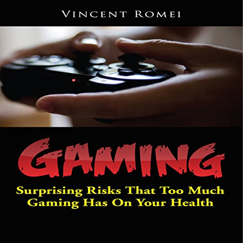 Gaming audiobook cover art