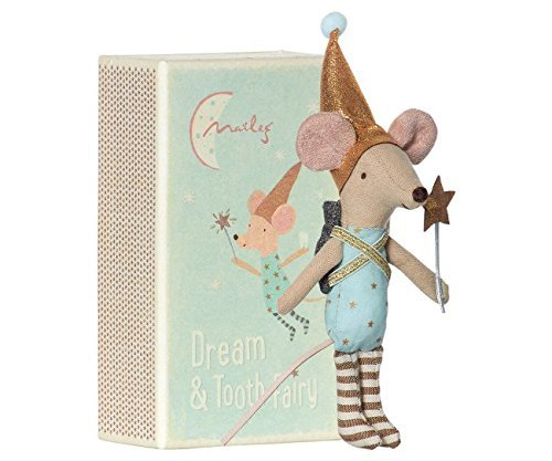 Maileg Boy Dream & Tooth Fairy in a Box by Maileg