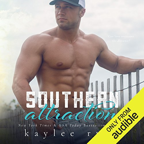 Southern Attraction audiobook cover art