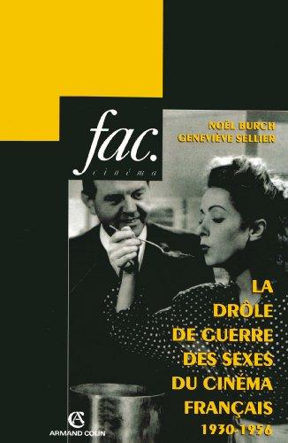 La drôle de guerre des sexes du cinéma français: 1930-1956