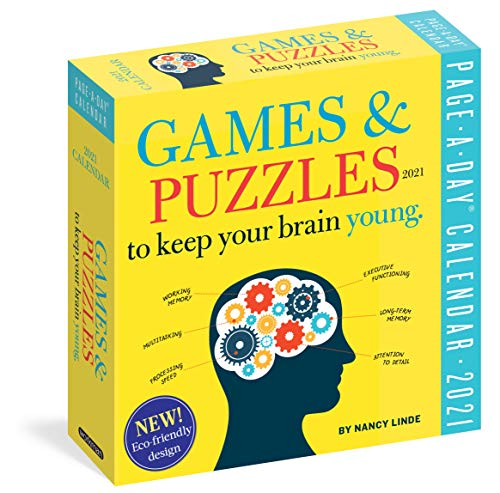 Games and Puzzles to Keep Your B...
