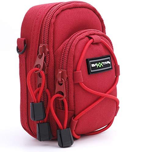 Baxxtar Redstar V3 - Funda cámara Fotos compactas