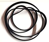 West Coast Resale New Replacement Belt for Cobra Gas Scooter Drive Timing Belt 740-5m-18 Raser EN0140G THS Gas (1)