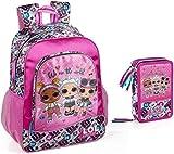 LOL Surprise L.O.L. - Estuche escolar para niña Para muñecas....
