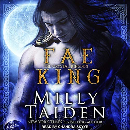 Fae King  By  cover art