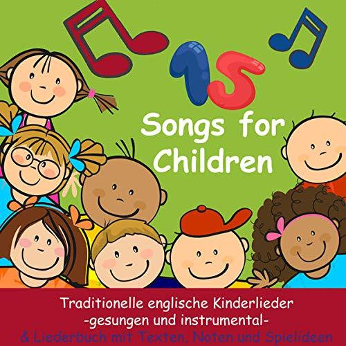 Songs for Children Titelbild