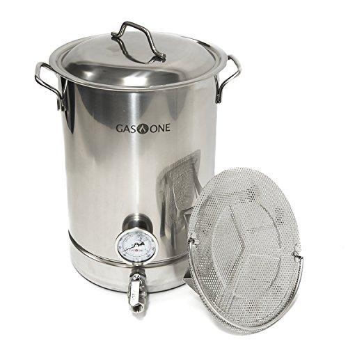 100 gallon brew kettle - 4