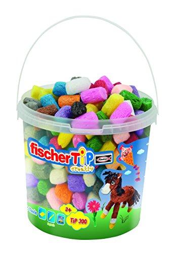 fischerTiP 533781 - 300, Kinder-Bastelsets