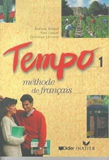 Tempo, 1: Methode de Francais (French Edition)