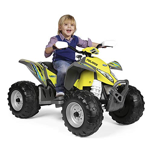 Peg Perego Polaris Outlaw Citrus, 12...