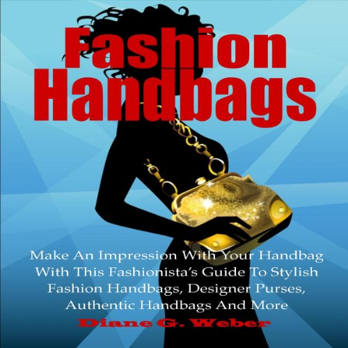 Fashion Handbags audiobook cover art