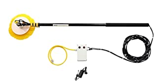 Yunjie Water Fed Brush Tool Kit for Photovoltaic Panels Solar Panel Cleaning Washing with Long Telescopic Extension Pole 5.5m Equipment Products