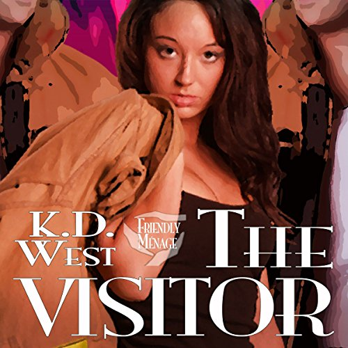 The Visitor  By  cover art