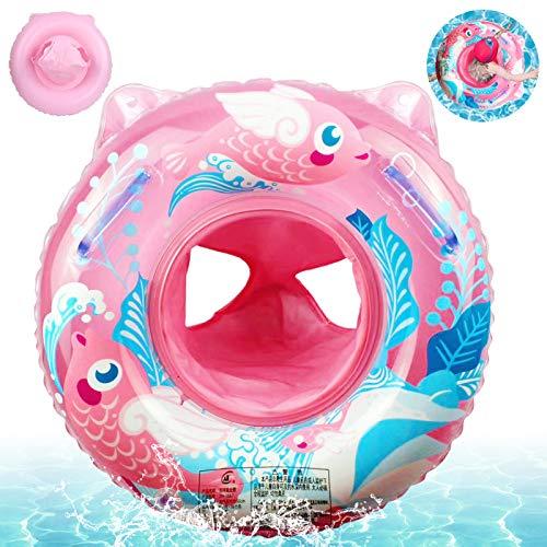 Baby Schwimmring,Rosa Baby Float schwimmreifen,Baby schwimmring mit schwimmsitz,Aufblasbarer schwimmreifen Kleinkind,Aufblasbare Schwimmen,Float Kinder Schwimmring,Kinder Schwimmreifen Spielzeug