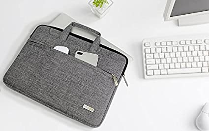 Verde Claro 13-14 HP ASUS Acer Lenovo DELL Notebook HSEOK Bolso Bandolera//Malet/ín para Port/átil 13-14 XPS 13 Funda Protectora Laptop Sleeve Impermeable para 13,3 MacBook Pro Air