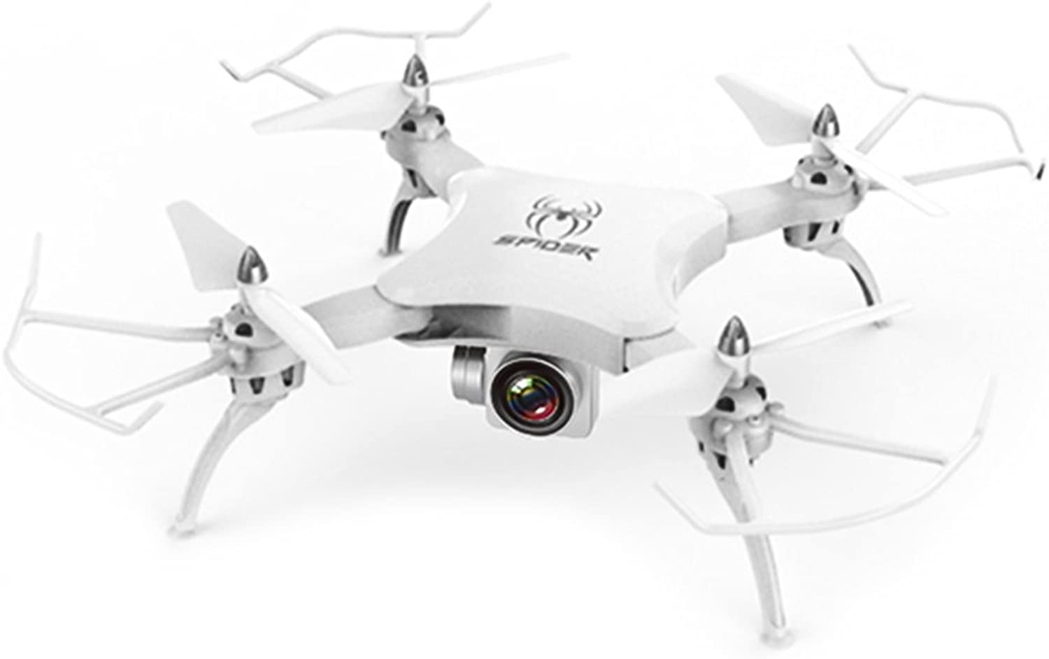 Beautyrain S16 Foldable RC Mini Drone, 2.4G 6 Axis Gyro Camera RC Quadcopter with 120° WideAngle HD WiFi FPV Camera