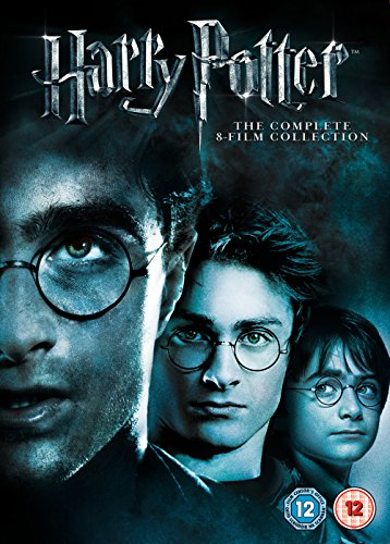HARRY POTTER COMPLETE 8 FILM COLLECTION [UK Import]
