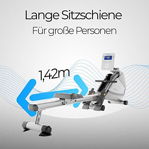 Maxxus 8.1 Foldable Air Rower Machine