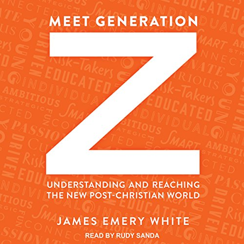 Meet Generation Z audiobook cover art