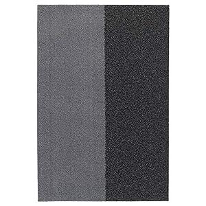 IKEA ASIA JERSIE - Felpudo, Color Gris Oscuro