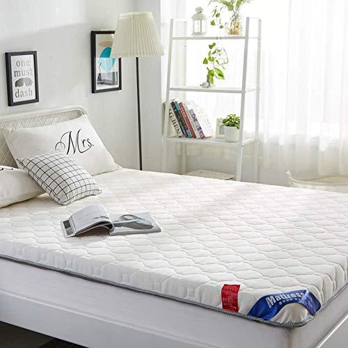 FF Dicke Matratze Topper, Faltbare Tatami Bodenmatte Königin-König Schlafsaal Isomatte japanische traditionelle Futo Bodenmatratze Pad-c2 150x190cm (59x75inch)