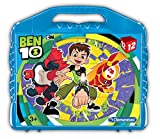 Clementoni 41188Ben 10–Baby Puzzle Cubo, 12piezas , color/modelo surtido