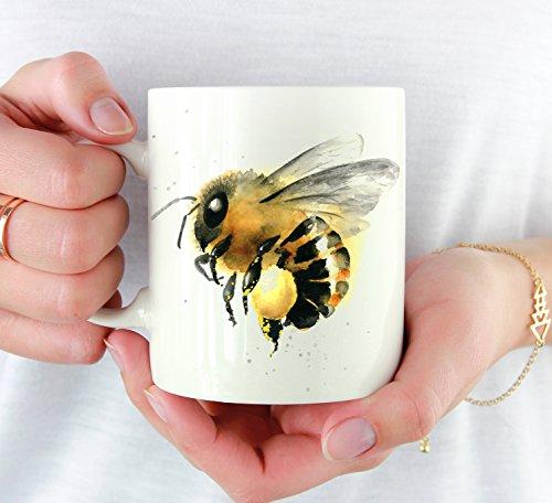 Bee Lover Coffee Mug - 11 oz