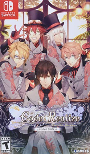 Aksys Code: Realize Wintertide Miracles - Nintendo Switch Limited Edition