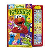Sesame Street - Elmo, Zoe, Big Bird and more! Sound Storybook Treasury - PI Kids