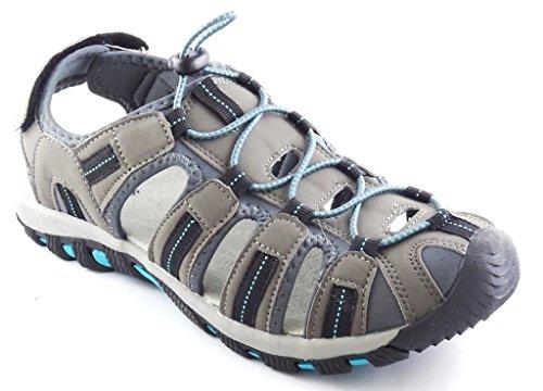 Magnus Herren Trekking Sandalette Gr.40-46 NEU -65-0232 (42)