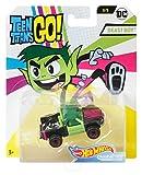 Hot Wheels Teen Titans Go Beast Boy Vehicle, 1:64 Scale