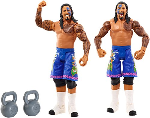 Jey Uso & Jimmy Uso - Battle Pack Series 35 - WWE Action Figure