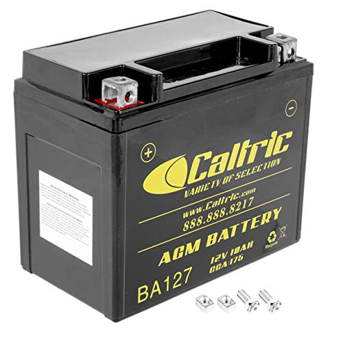 Caltric compatible with Agm Battery Honda Vf750C Vf-750C Magna 750 1994-2003