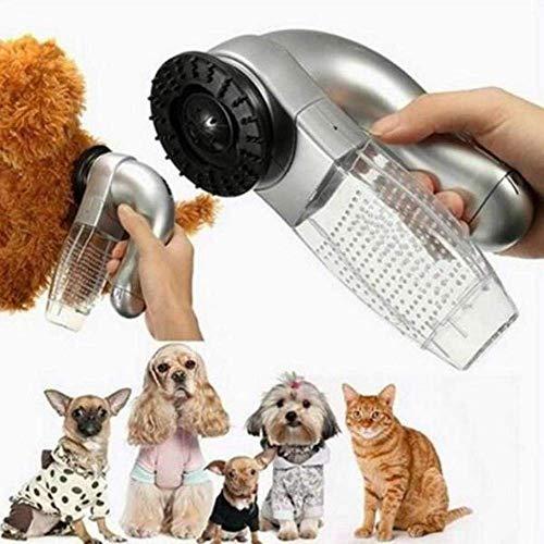 Pet Electric Hair Carder Portable Hond Haar van de kat Stofzuiger Pet Grooming Brush Kam Stofzuiger Pet Supplies LOLDF1