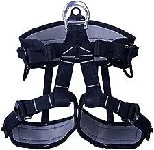 Rescate de escalada/Espeleo arnés, cinturones de escalada exterior