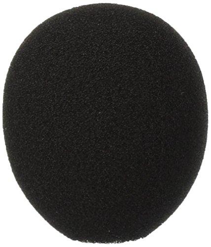 Shure A99WS Windschutz aus Schaumstoff für Microflex Schwanenhals-Mikrofone, Schwarz
