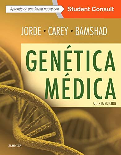 Genética Médica. Studentconsult - 5ª Edición