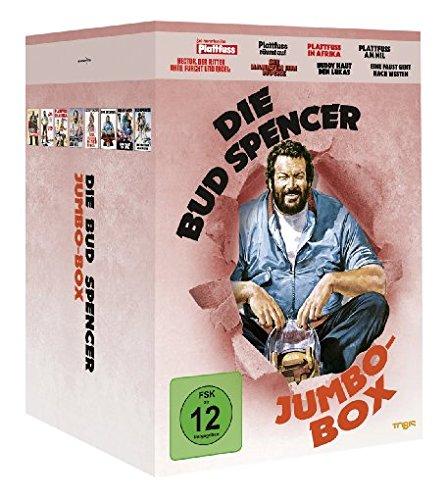 Die Bud Spencer Jumbo Box [8 DVDs]